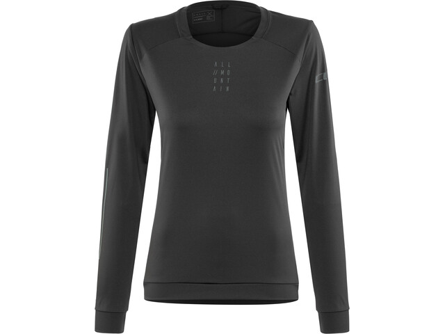 Cube AM Round Neck Jersey longsleeve Women black